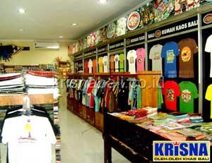 Pusat Oleh-Oleh Bali Krisna